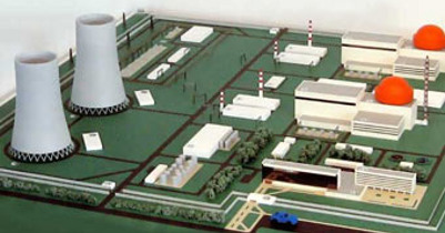 Belarus and Russia signed the contract agreement on nuclear power plant
