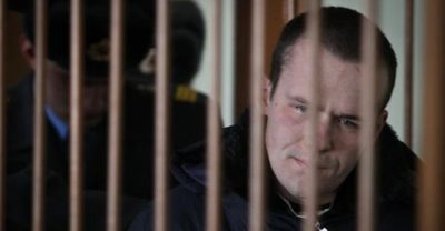 Vasil Parfyankou to be jailed for 6 months