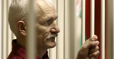 Bialiatski asked Poland not to give the information about his accounts away