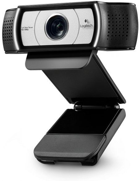 Logitech Webcam C930e: передовая Full HD-веб-камера для бизнеса