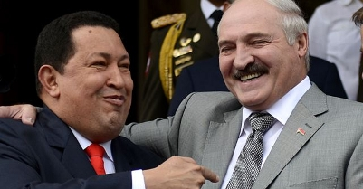 Lukashenka To Attend Chavez Funeral