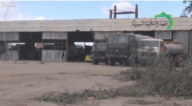 Belarusian products serving Syrian ruling camp