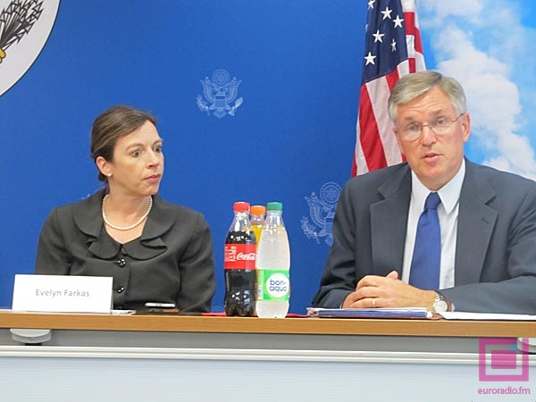 US Delegation: no thaw in relations following visit to Minsk