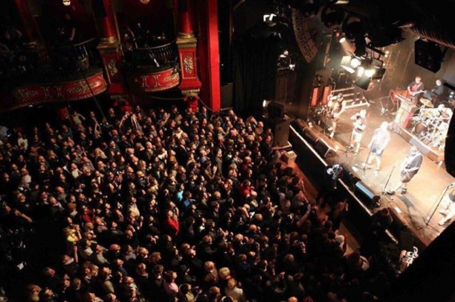 Gig in support of banned musicians takes place in London