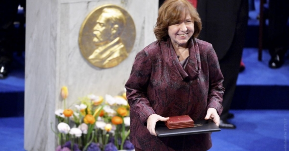 Belarus Svetlana Alexievich heads longlist for UK's top nonfiction award