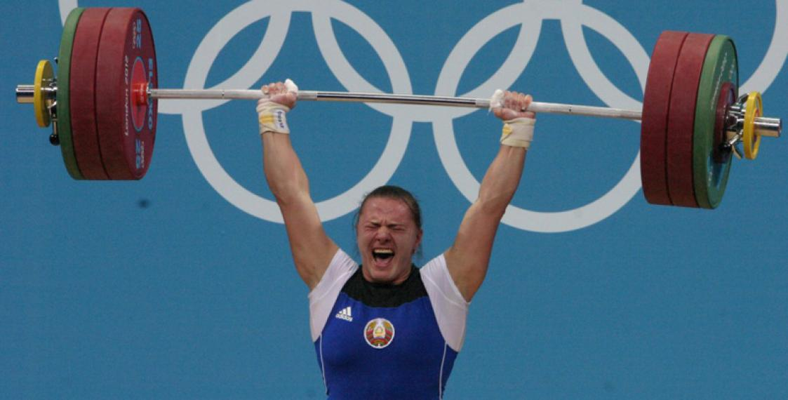 Belarusian weightlifter's result at Beijing Olympics annulled due to doping