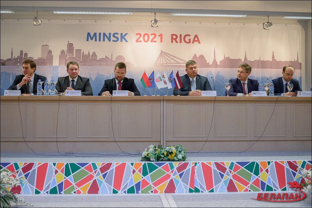 Minsk and Riga file joint bid for World Ice Hockey Championship