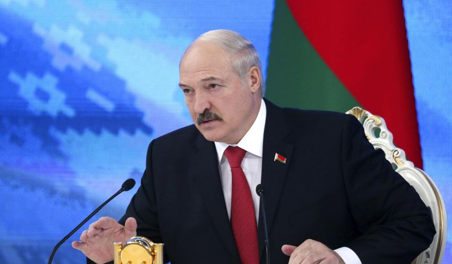 Menacing Russia, cowering Belarus — trouble in the Union State
