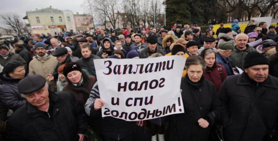Activists on trial across Belarus over protests