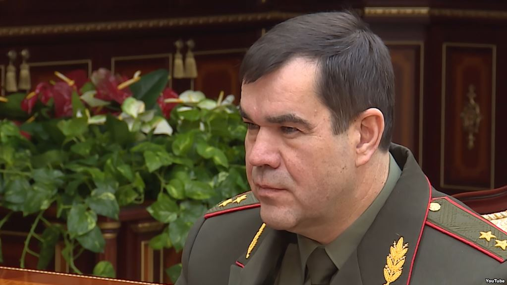 KGB chief says eight suspected terrorists arrested in Belarus since new year