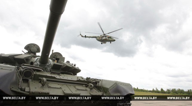 New arms for Belarus and Russia's military plans in the region