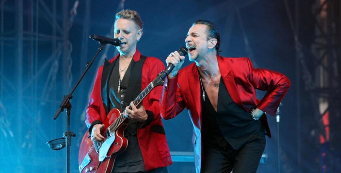 Depeche Mode may return to Minsk in February 2018