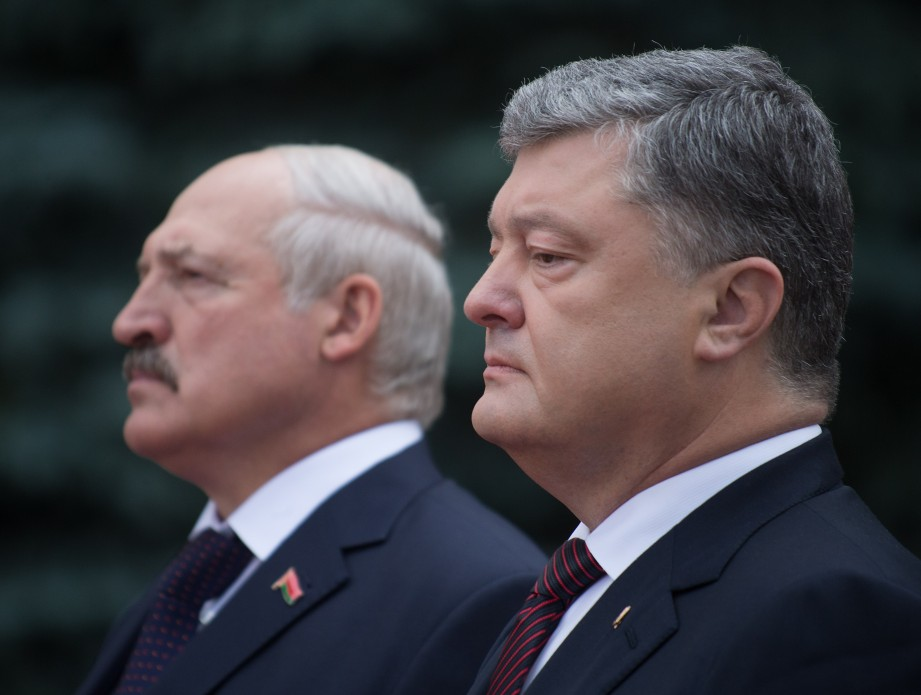Belarus and Ukraine cooperate in the face of Russian pressure