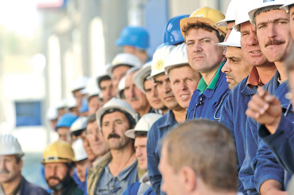 Wage growth is insufficient to prevent labour outflow from Belarus
