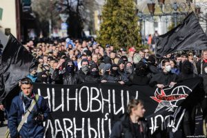 Belarusian authorities increase pressure on anarchists