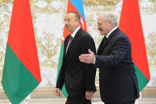 Will Azerbaijan help Belarus to become more independent?
