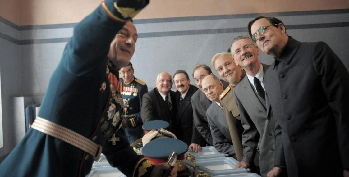 Belarus gives green light to The Death of Stalin's film screening